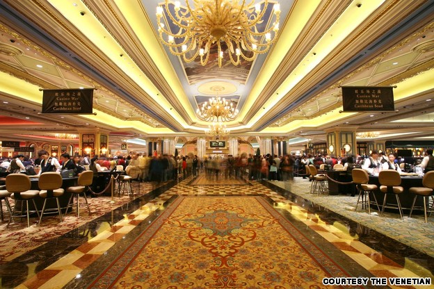 Macau S Best Casinos Kate Whitehead