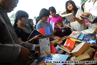 MYANMAR-CULTURE-LIFESTYLE-BOOKS | Kate Whitehead