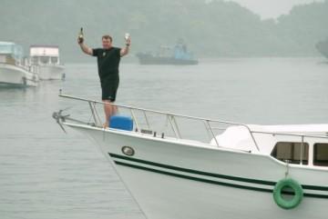 Wayne boat